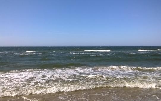 Międzywodzie oraz kilka słów o jodzie.. a także o tym, jak i dlaczego nad morzem ustępują objawy nerwicy wegetatywnej..